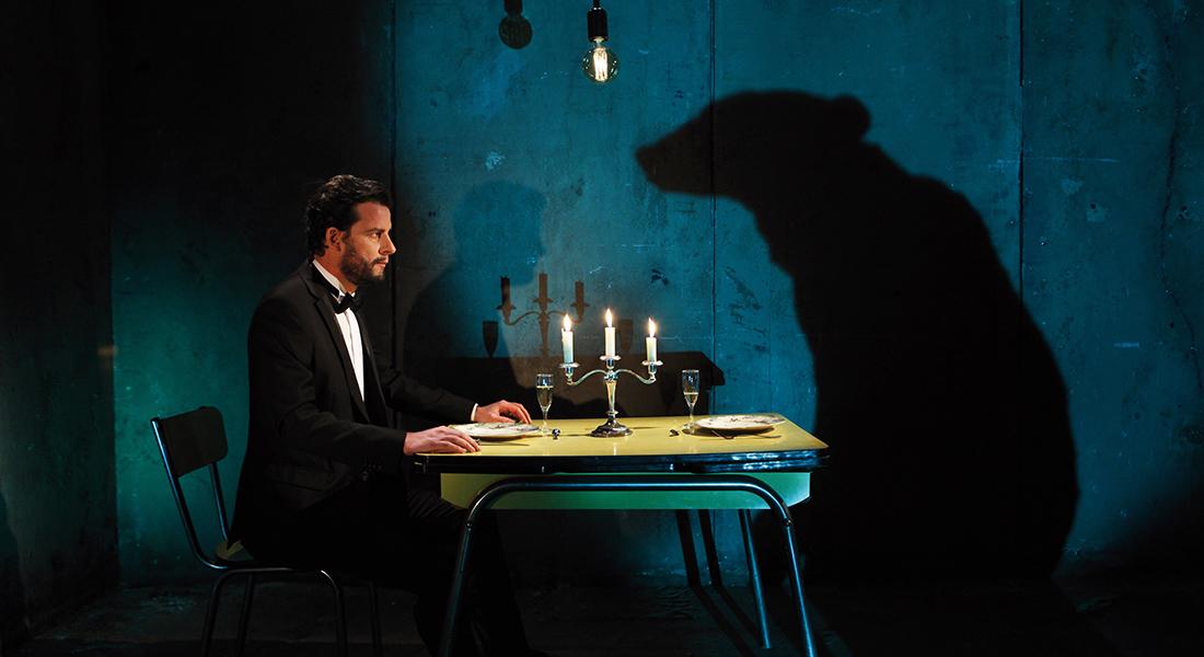 Alexis HK : Comme un ours - Critique sortie Jazz / Musiques Paris Le Trianon