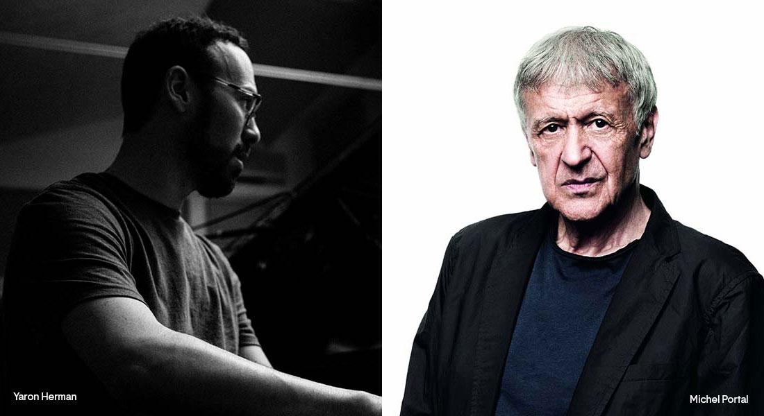 Yaron Herman Trio + Michel Portal - Critique sortie Jazz / Musiques Enghien-les-Bains Centre des Arts d'Enghien-les-Bains
