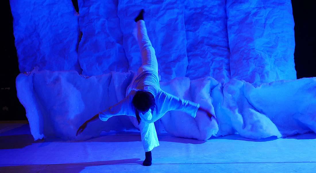 Mirages – les âmes boréales - Critique sortie Danse Enghien-les-Bains Centre des Arts d'Enghien-les-Bains