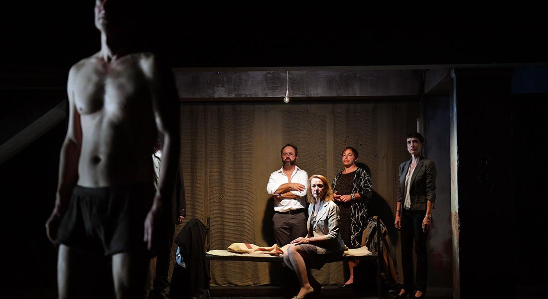 Crime et Châtiment - Critique sortie Théâtre Perpignan Théâtre de l'Archipel