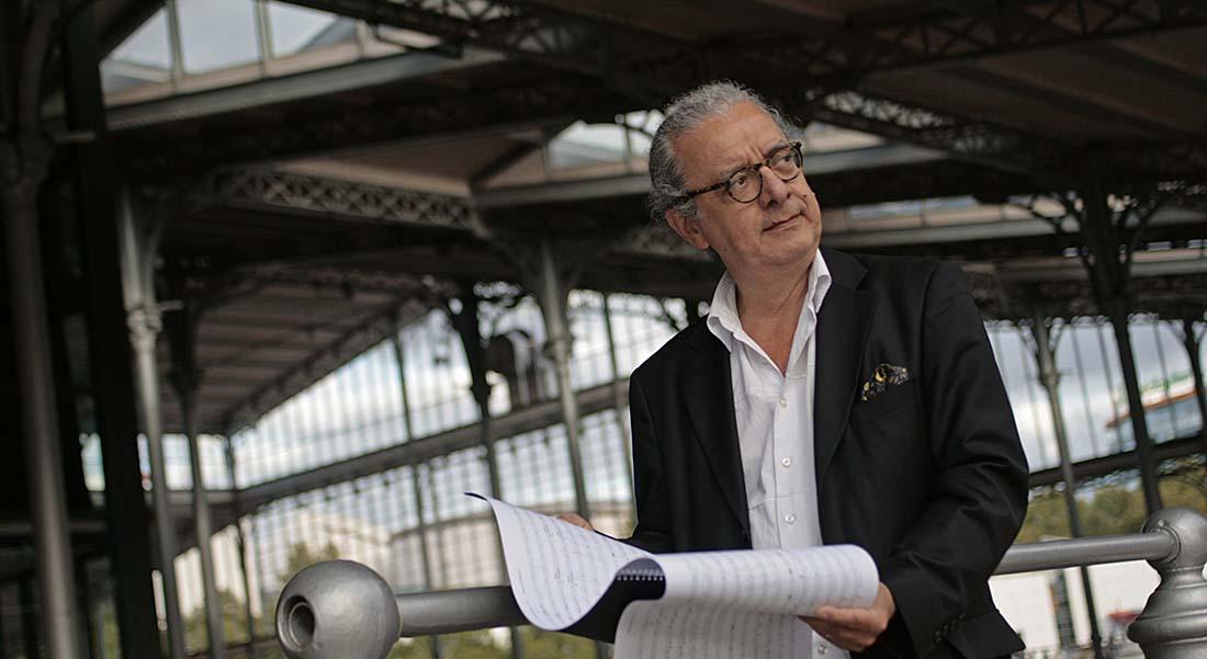 Riccardo Del Fra vu par Alexandre Desplat - Critique sortie Jazz / Musiques Paris _Sunside