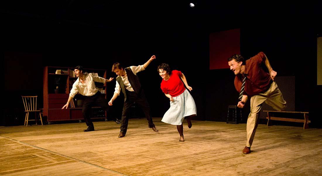J'abandonne une partie de moi que j'adapte - Critique sortie Théâtre Toulouse Supernova #3. Théâtre Sorano