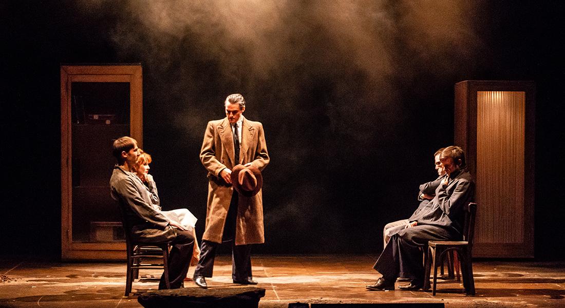 Jean Moulin - Critique sortie Théâtre Paris Théâtre Déjazet
