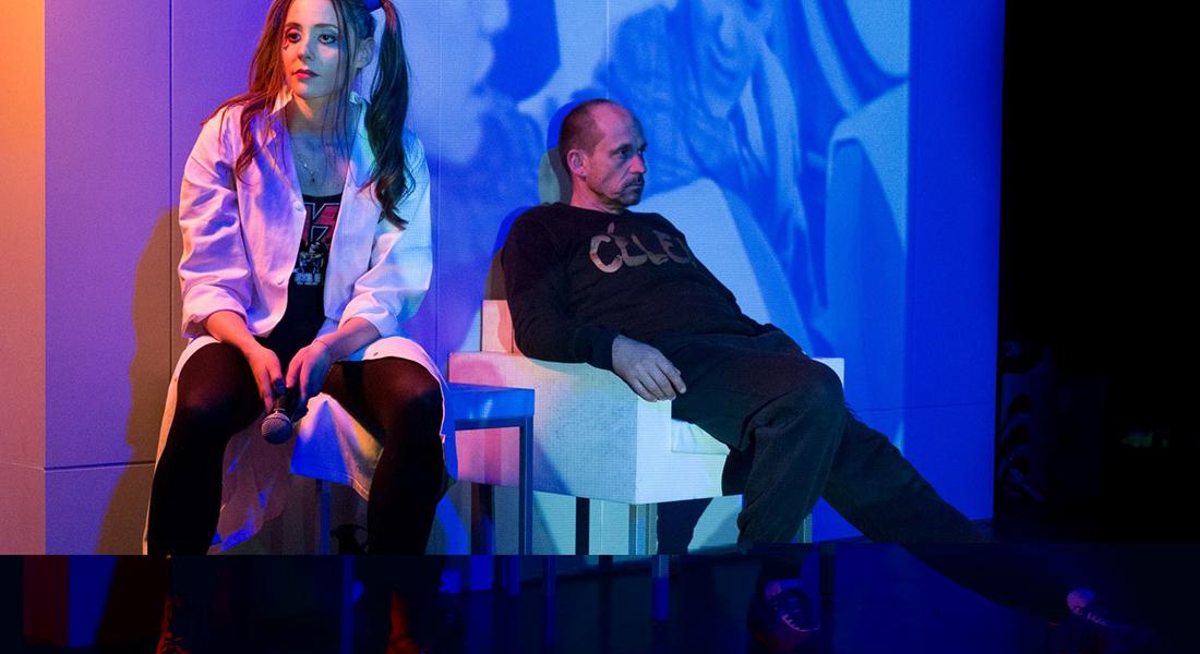 Jester show - Critique sortie Théâtre Paris Les Déchargeurs