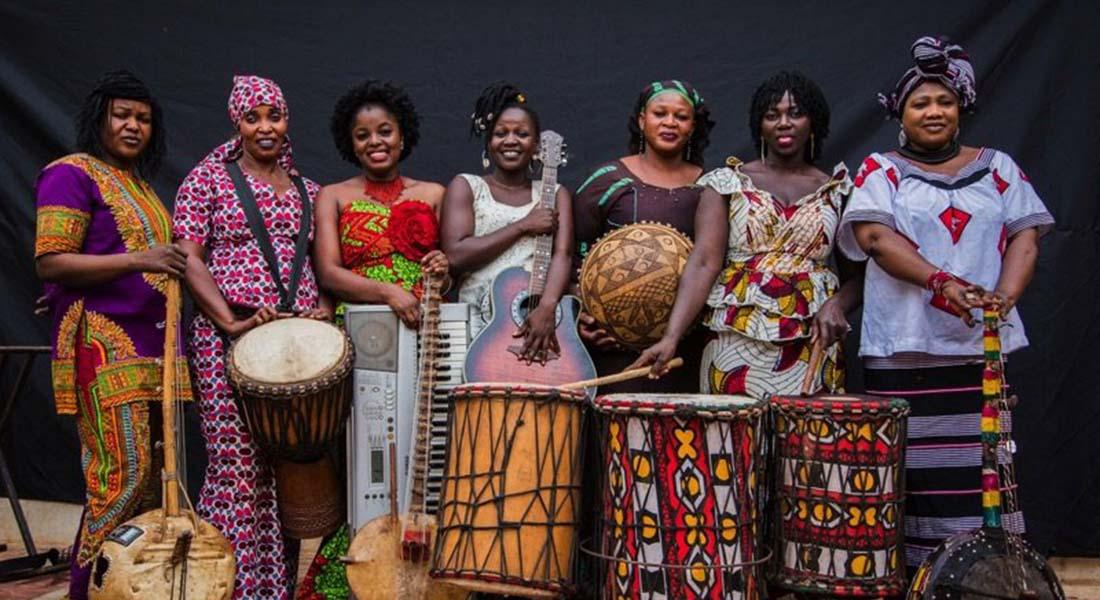 Kogoba Basigui - Critique sortie Jazz / Musiques Pontoise Théâtre des Louvrais