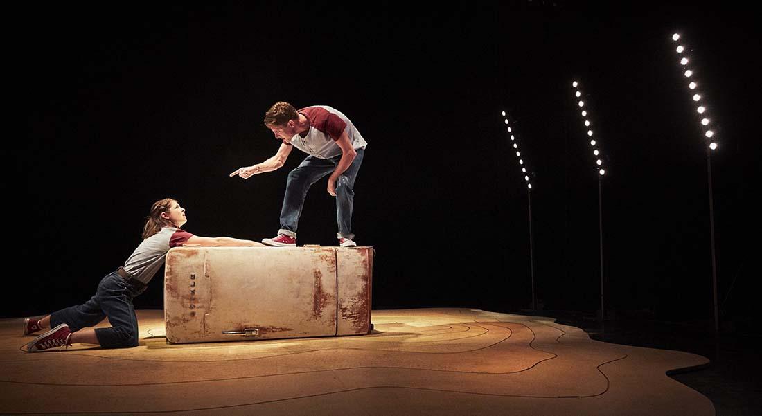 La Mécanique du hasard - Critique sortie Théâtre Paris Espace Cardin-Studio