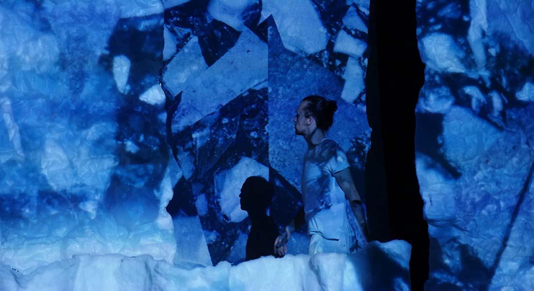 Mirages – les âmes boréales - Critique sortie Danse CHATILLON Théâtre de Châtillon