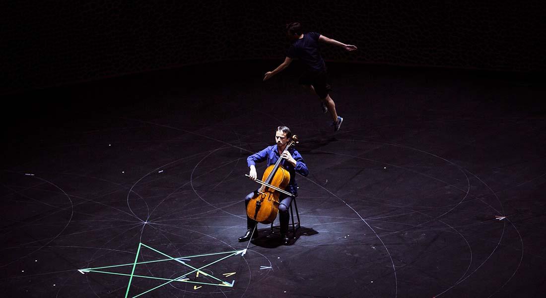 Mitten wir im Leben sind / Bach6Cellosuiten - Critique sortie Danse Paris Philharmonie de Paris