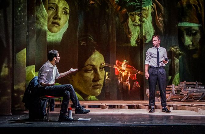 La nostalgie du futur - Critique sortie Théâtre Bordeaux TnBA – Théâtre du Port de la Lune