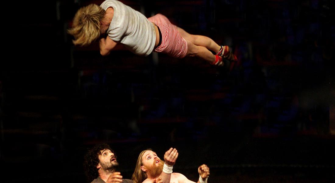 Saison de cirque - Critique sortie Théâtre Antony Théâtre Firmin Gémier - La Piscine - Espace Cirque d'Antony