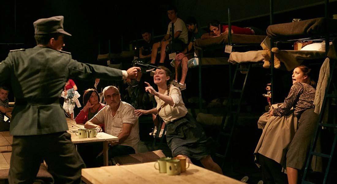 El último tren a Treblinka - Critique sortie Théâtre Paris Théâtre 13 - Seine