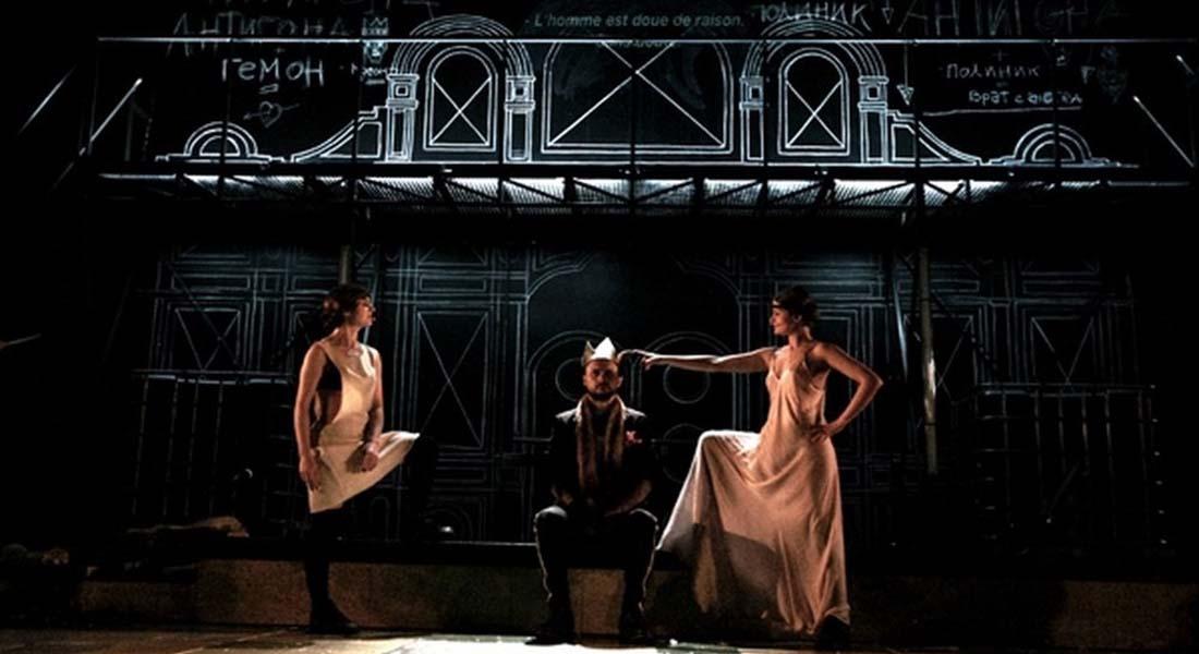 Antigone - Critique sortie Théâtre Paris Athénée Théâtre Louis-Jouvet