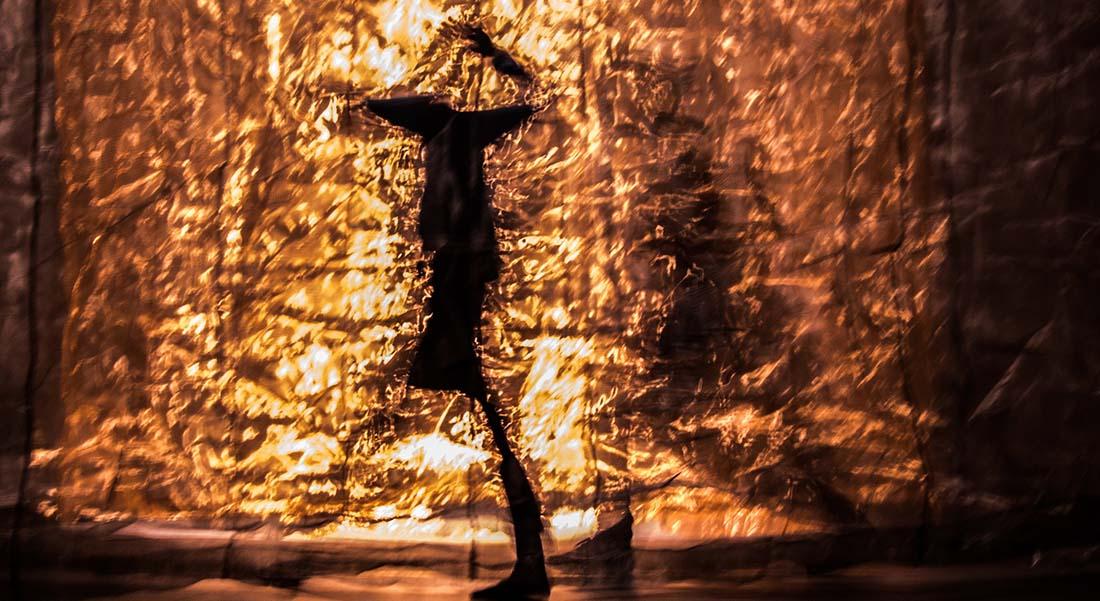 Aujourd'hui Sauvage - Critique sortie Danse Bezons Théâtre Paul Eluard