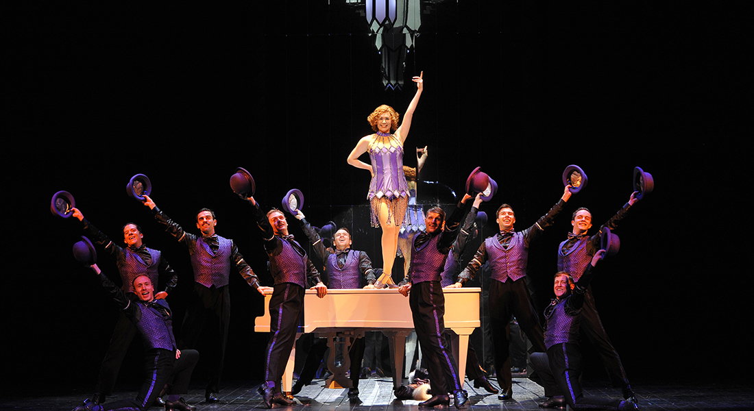 Comédies musicales. Les costumes font leur show ! - Critique sortie Jazz / Musiques Moulins Centre National du Costume de Scène et de la scénographie