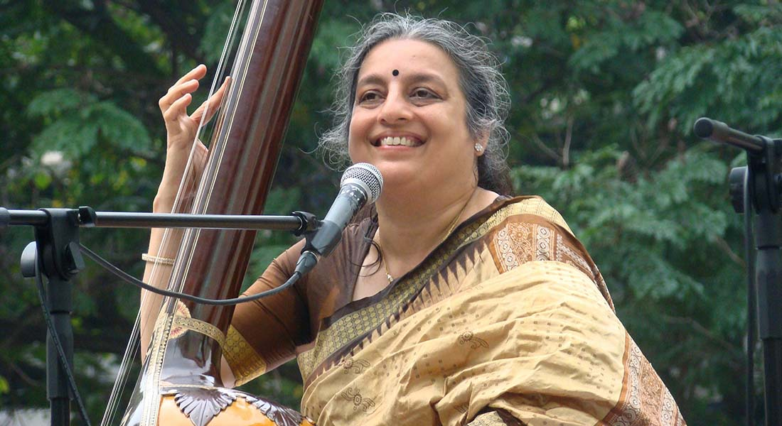 Ashwini Bhide-Deshpande - Critique sortie Jazz / Musiques Paris Théâtre de l'Alliance Française