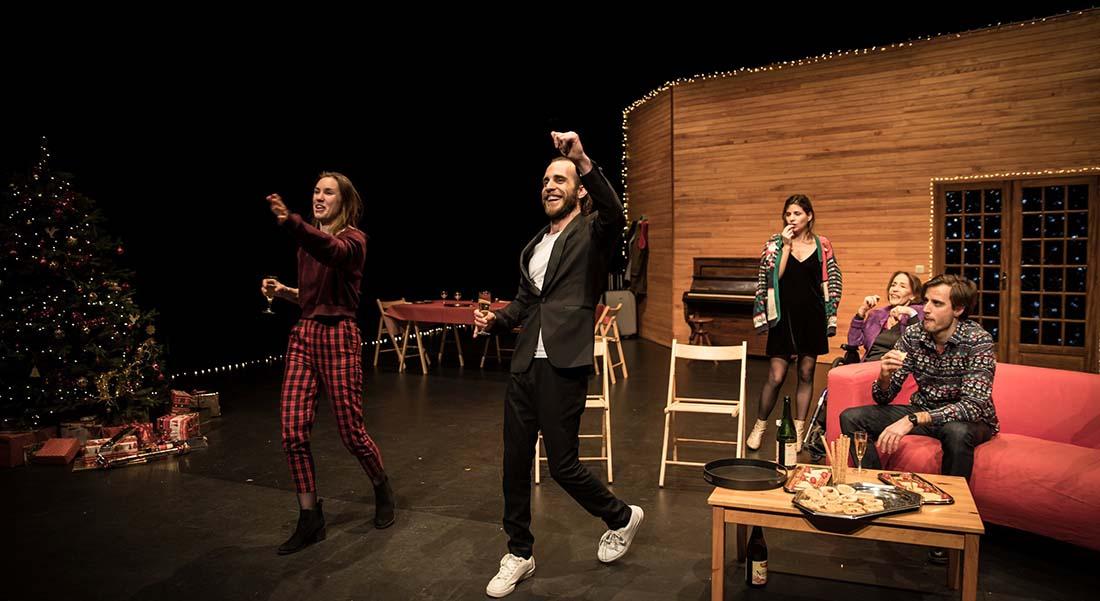 Jusqu'ici tout va bien - Critique sortie Théâtre Paris Le Centquatre