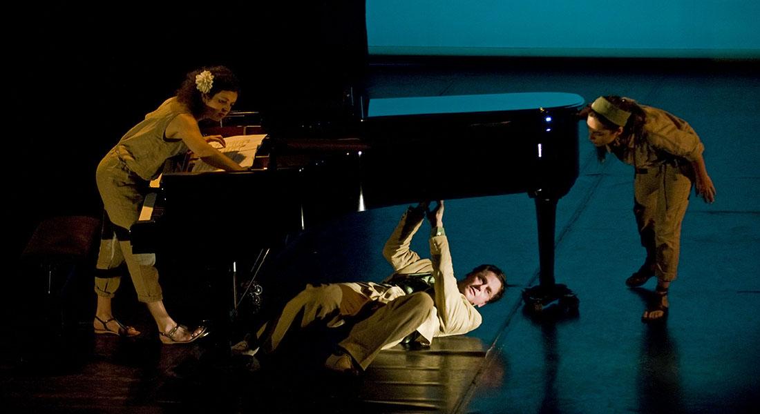 Le Petit Prince, à travers les étoiles - Critique sortie Théâtre Paris Théâtre Marigny – Studio Marigny