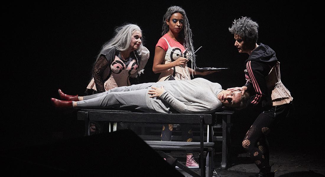 Les Hérétiques - Critique sortie Théâtre Paris Théâtre de l'Aquarium