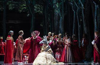 Peau d'Âne - Critique sortie Théâtre Paris Théâtre Marigny