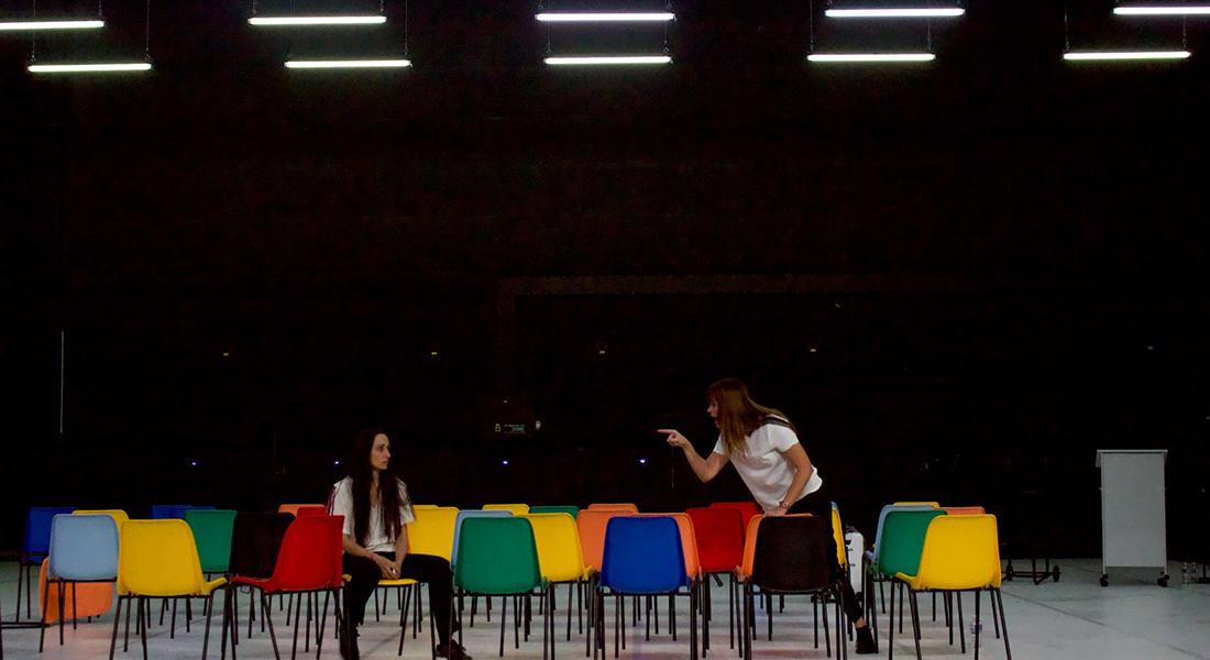 Sœurs (Marina & Audrey) - Critique sortie Théâtre Paris Théâtre des Bouffes du Nord