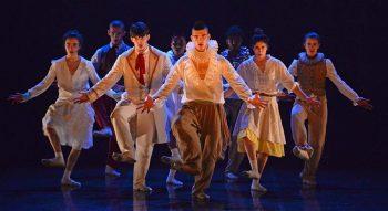 Show - Critique sortie Danse Paris Théâtre des Abbesses