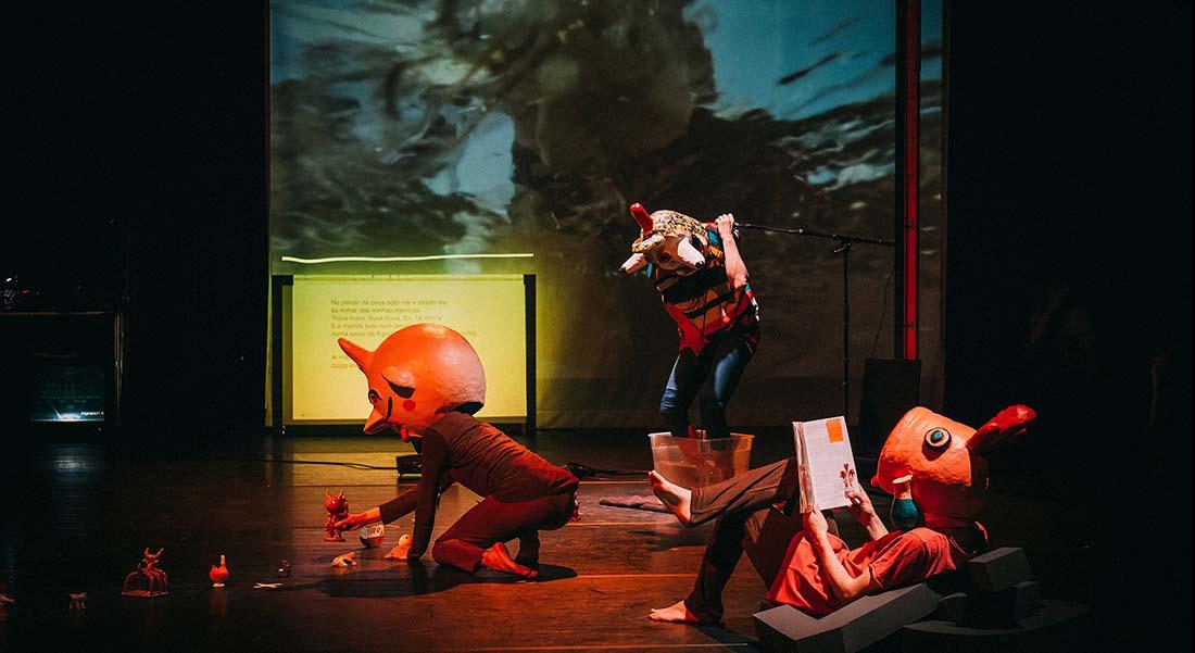 As Práticas Propiciatórias dos Acontecimentos Futuros ? - Critique sortie Danse Paris Théâtre de la Cité Internationale
