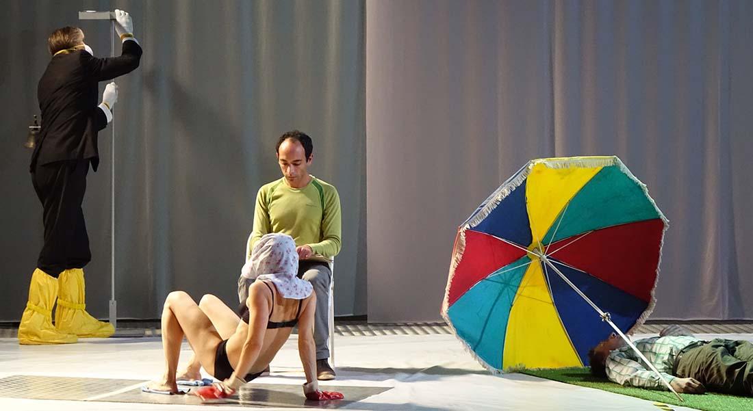 20 mSv, conception et mes Bruno Meyssat - Critique sortie Théâtre Strasbourg Théâtre National de Strasbourg