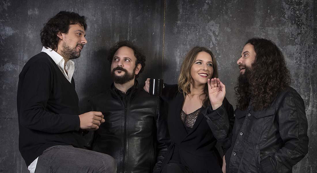 Rocio Marquez & Fahmi Alqhai: « Dialogos de viejos y nuevos sones » - Critique sortie Jazz / Musiques Nîmes Théâtre de Nîmes
