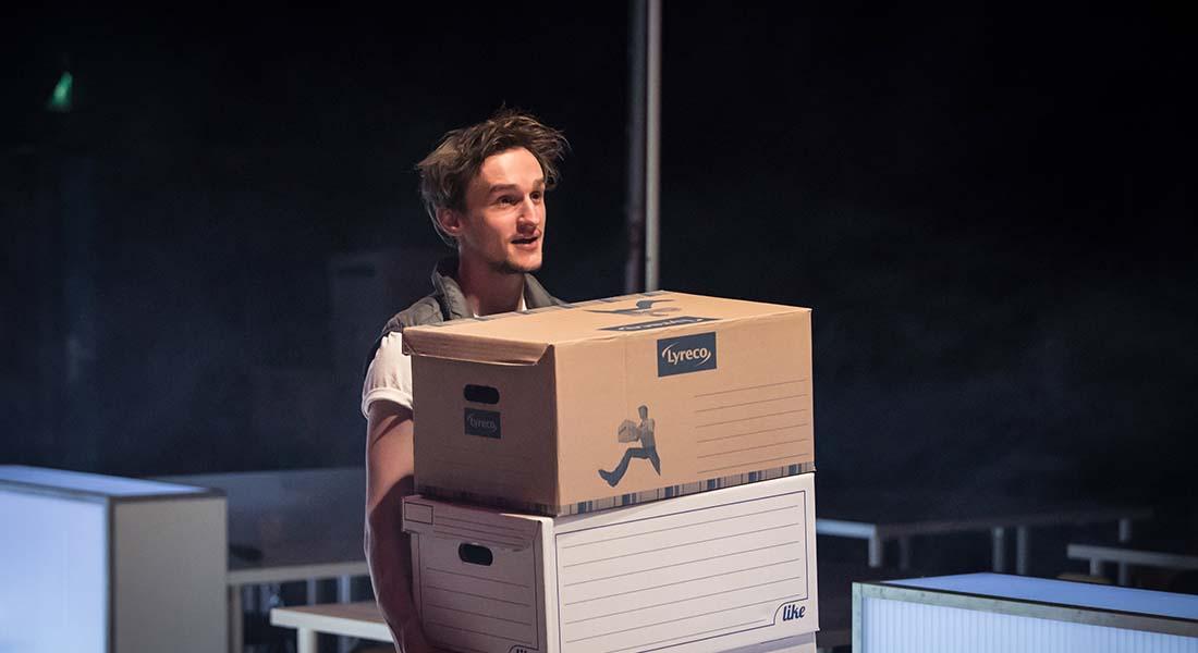 Ben oui mais enfin bon de Rémi De Vos mes Christophe Rauck - Critique sortie Théâtre Lille Théâtre du Nord
