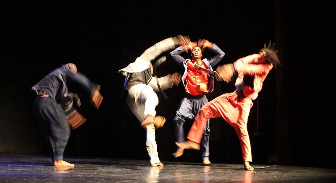 Cités danse connexions avec deux créations par le collectif Original Magik Step et Rafael Smadja. - Critique sortie Danse Suresnes Théâtre de Suresnes Jean Vilar