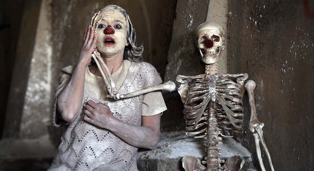 Clownstrum une clownerie post apocalyptique Louis Arene et Lionel Lingelser - Critique sortie Théâtre