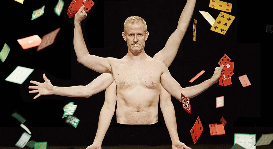 Dans la peau d'un magicien par Thierry Collet - Critique sortie Cirque Paris Wip Villette