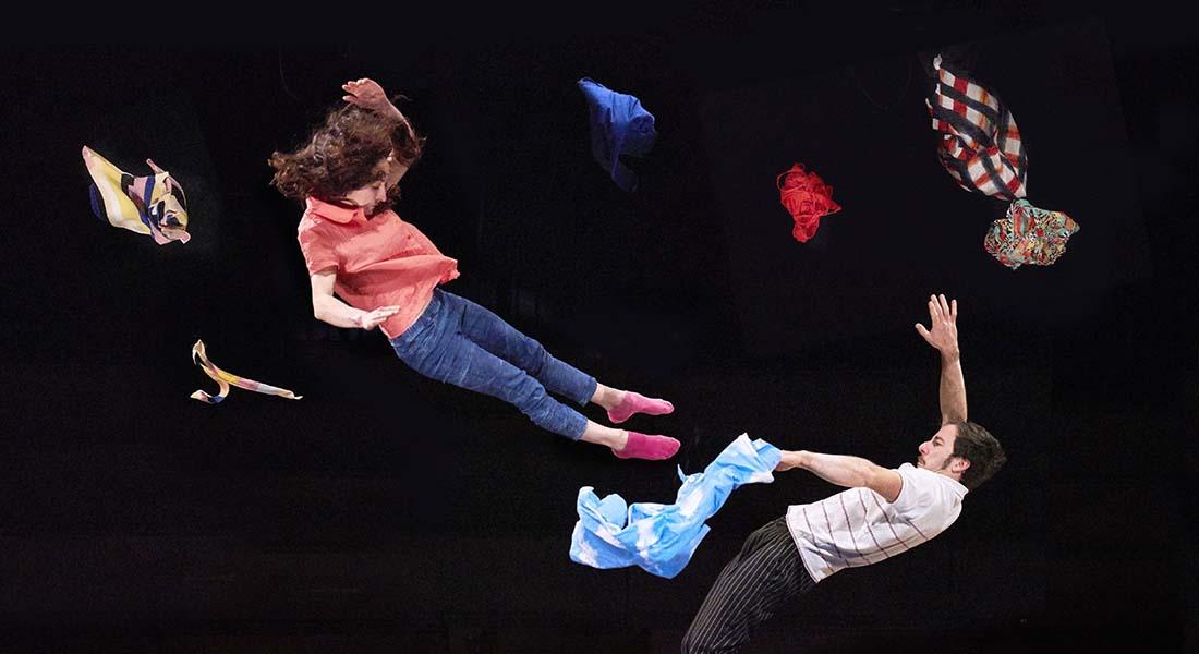 Dans ton cœur de Pierre Guillois - Critique sortie Cirque Antony Espace cirque d'Antony