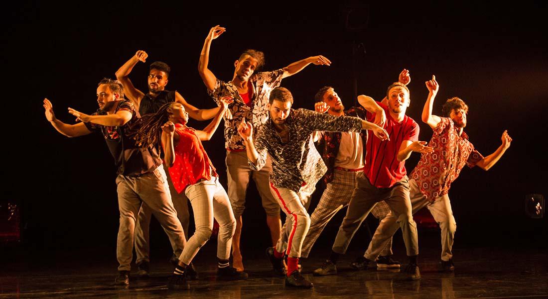 Danser Casa de Kader Attou et Mourad Merzouki - Critique sortie Danse Suresnes Théâtre de Suresnes Jean Vilar