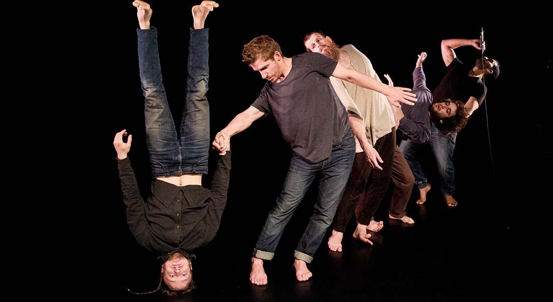 Des gens qui dansent de Mathieu Desseigne-Ravel - Critique sortie Danse La Courneuve Centre Houdremont