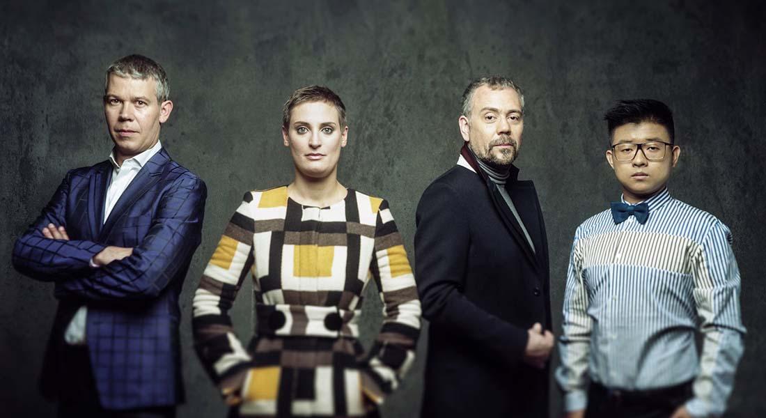 Le Quatuor Diotima interprète l'intégrale des Quatuors de Bartók - Critique sortie Classique / Opéra Paris Maison de la radio - Auditorium de Radio France
