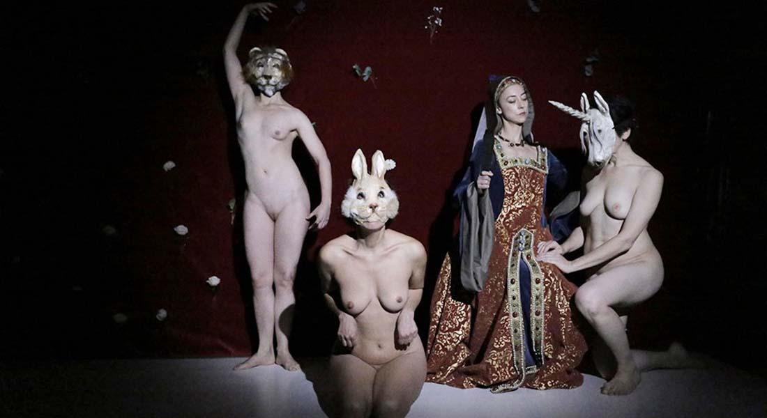 A mon seul désir de Gaëlle Bourges - Critique sortie Danse Paris Le Carreau du Temple