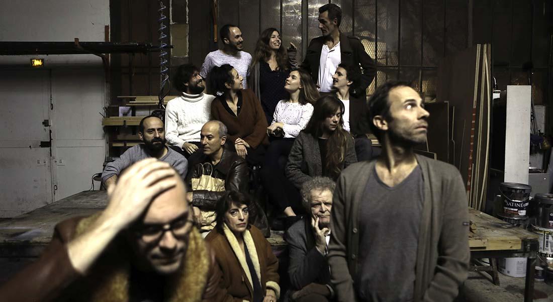 Nicolas Liautard s'allie à Magalie Nadaud pour traduire et porter à la scène La Cerisaie - Critique sortie Théâtre Paris Théâtre de la Tempête