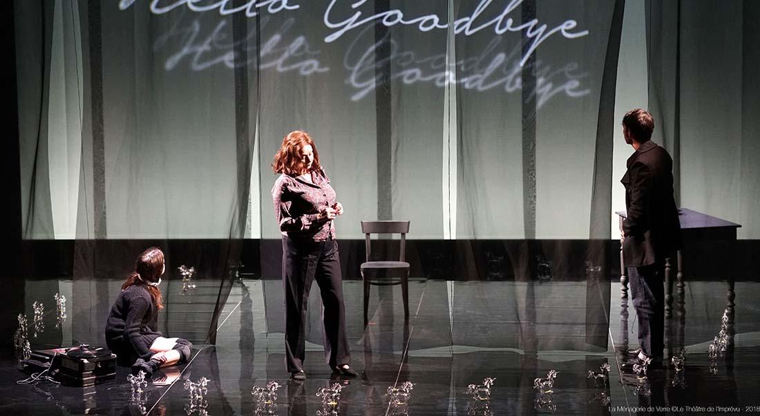 La Ménagerie de verre de Tennessee Williams / mes Eric Cénat - Critique sortie Théâtre Paris Théâtre de l'Epée de bois