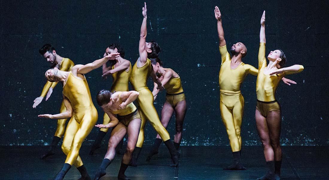 Plaisirs inconnus du Ballet de Lorraine - Critique sortie Danse Paris Chaillot - Théâtre national de la danse
