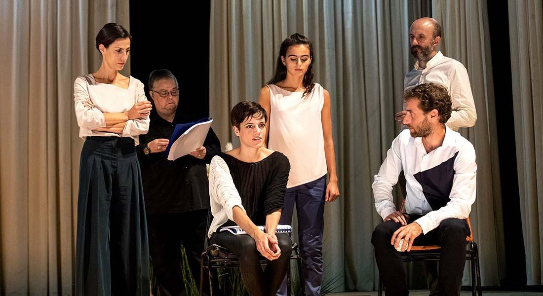 Sopro de Tiago Rodrigues - Critique sortie Théâtre Cherbourg-en-Cotentin Le Trident - Scène nationale de Cherbourg-en-Cotentin