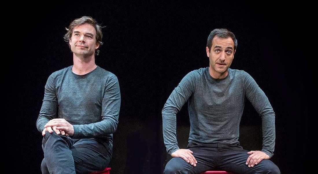 Le Bois dont je suis fait de Julien Cigana et Nicolas Devort par Clotilde Daniault - Critique sortie Théâtre Paris Théâtre de Belleville