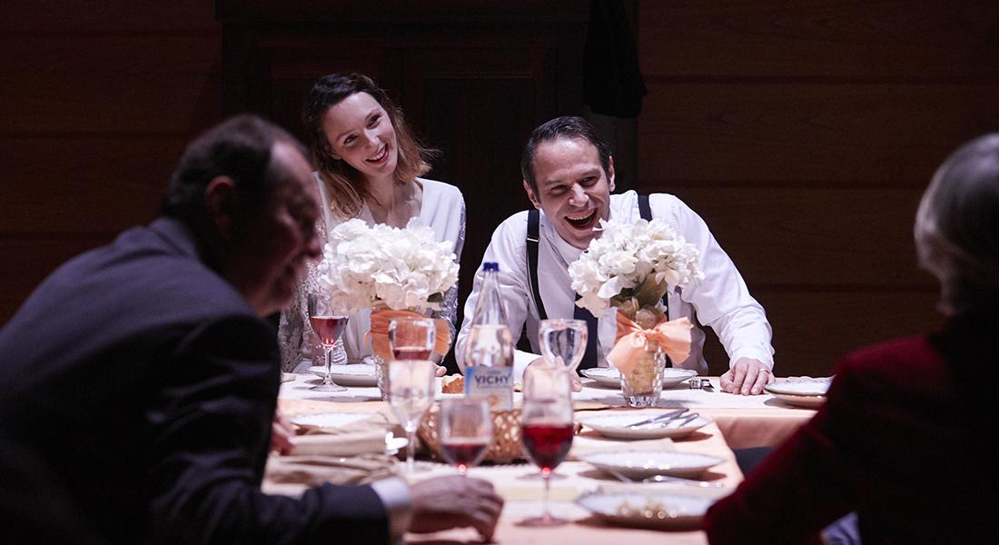 Les Oubliés (Alger-Paris) de Julie Bertin et Jade Herbulot - Critique sortie Théâtre Paris Théâtre du Vieux-Colombier