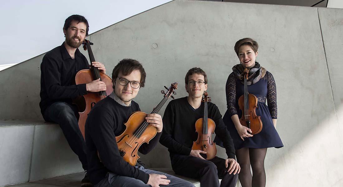 Matvey Zheleznyakov, Fabien Hyon et le Quatuor Wassily - Critique sortie Classique / Opéra Paris Cercle Suédois – Grand Salon