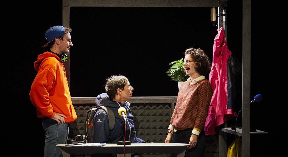 Rayon X d' Anne Contensou - Critique sortie Théâtre Malakoff Théâtre 71
