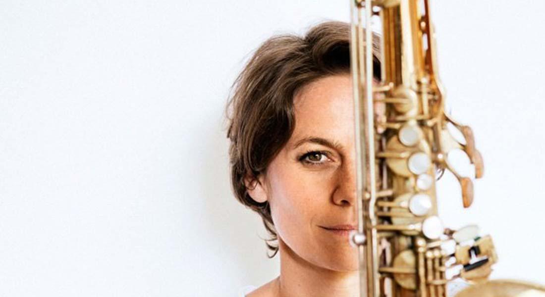 Sophie Alour à «Jazz sous les pommiers» en mai à Coutances avec sa prochaine création - Critique sortie Jazz / Musiques