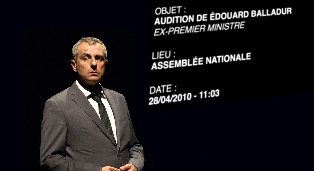 L'A-Démocratie de Nicolas Lambert - Critique sortie Théâtre Ivry-sur-Seine Théâtre Antoine Vitez - Scène d'Ivry
