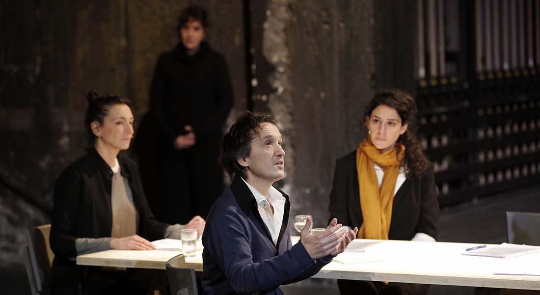 Bérénice de Racine, mis en scène par Isabelle Lafon - Critique sortie Théâtre Grenoble MC2 Grenoble