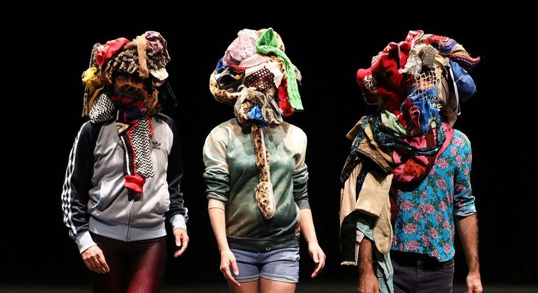 """20e biennale de danse du Val-de-Marne intitulée """"Europa – Déesse / Démone"""" - Critique sortie Danse Vitry-sur-Seine La Briqueterie"""