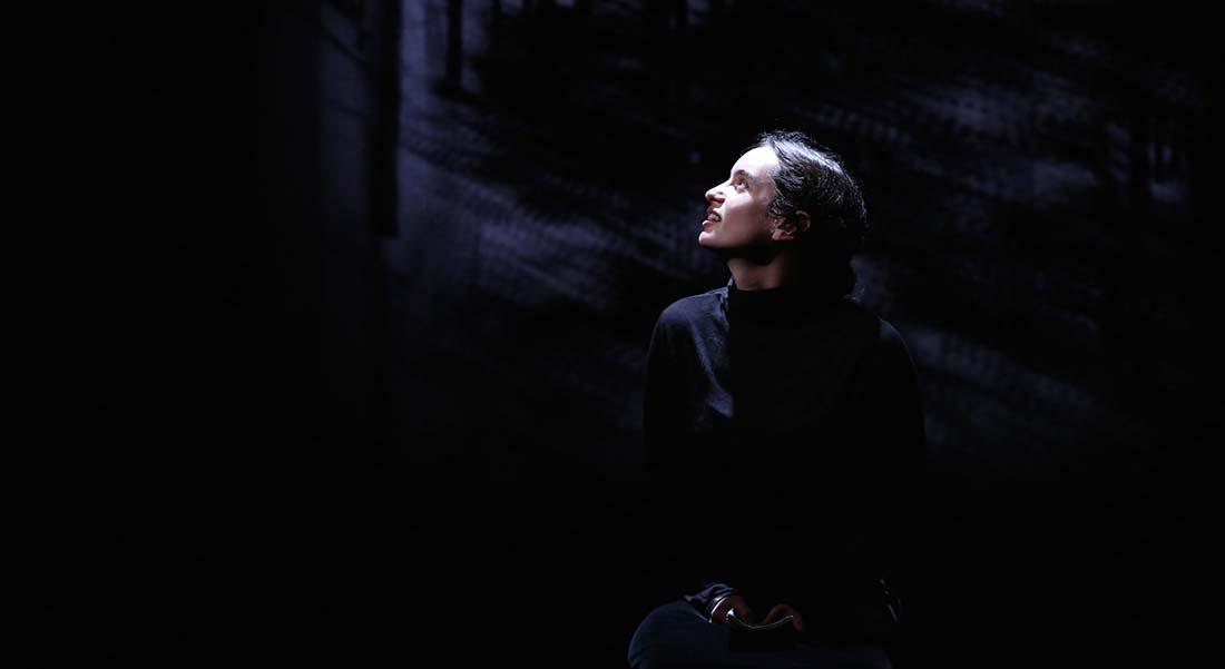 Et ma cendre sera plus chaude que leur vie d'après Marina Tsvetaeva par Marie Montegani - Critique sortie Théâtre Paris _Le Lucernaire